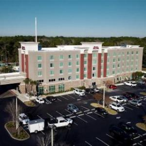 Hotels near Queen's Harbour Yacht and Country Club - Hampton Inn & Suites Jacksonville Beach Boulevard/mayo Clinic