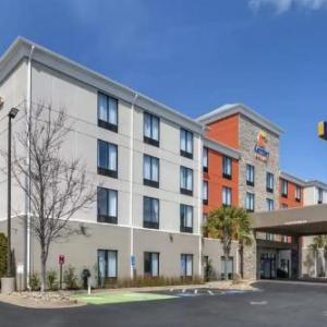 Atlanta Motor Speedway Hotels - Comfort Suites Mcdonough