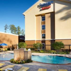 Fairfield Inn & Suites By Marriott Houston Intercontinental Ap