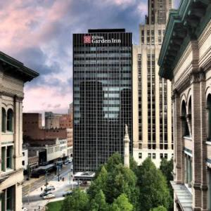 KeyBank Center Hotels - Hilton Garden Inn Buffalo Downtown
