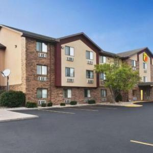 Hotels near Shea Stadium Peoria - Super 8 Peoria