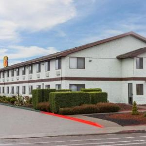 Super 8 By Wyndham Arcata
