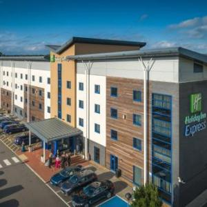 Hotels near The Castle Wellingborough - Holiday Inn Express Kettering Corby