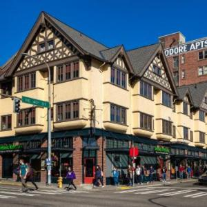 Hotels Near University Of Washington Seattle Wa