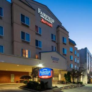 Hotels near Admiral Theatre Bremerton - Fairfield Inn And Suites By Marriott Seattle - Bremerton