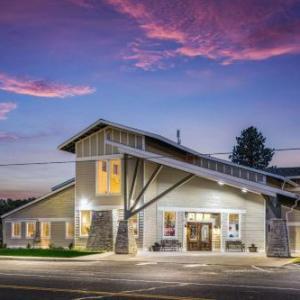 Summit At Snoqualmie Hotels - Econo Lodge Cle Elum