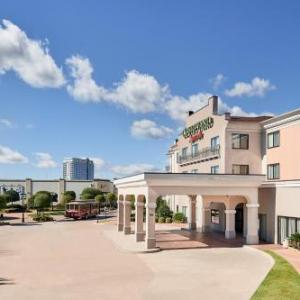 Horseshoe Bossier City Hotels - Courtyard Shreveport-Bossier City/Louisiana Boardwalk