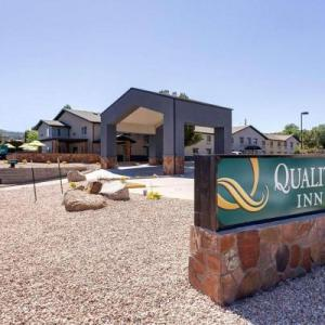 Prescott Rodeo Grounds Hotels - Quality Inn Prescott