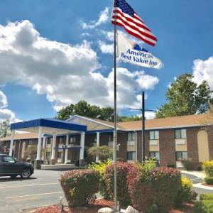Americas Best Value Inn And Suites Bluffton