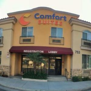 Hotels near Grand Arena Industry Hills - Comfort Suites Near Industry Hills Expo Center