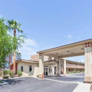 Super 8 By Wyndham Tempe/asu/airport