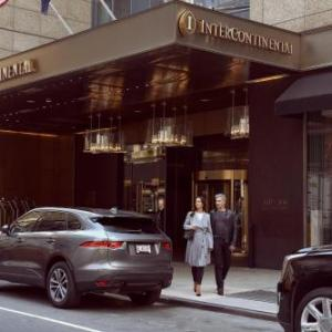 Hotels near Madame Tussauds New York - Intercontinental New York Times Square