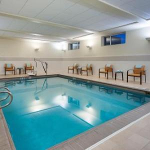 Hotels near Parkview Field - Courtyard Fort Wayne Downtown at Grand Wayne Convention Center