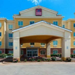 Taylor County Expo Center Hotels - Comfort Suites University Abilene