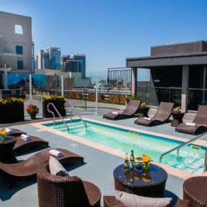 Hotels near Casbah San Diego - The Porto Vista Hotel