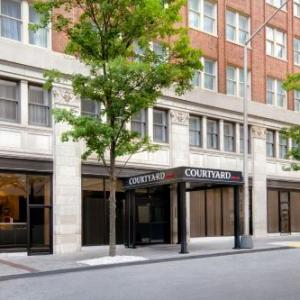 AmericasMart Atlanta Hotels - Courtyard By Marriott Atlanta Downtown