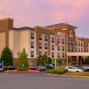 Metroplex Live Hotels - Comfort Suites Little Rock