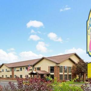Hotels near Planet Bluegrass - Super 8 By Wyndham Longmont/Twin Peaks