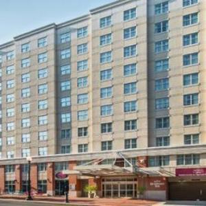 Residence Inn By Marriott Washington Dc/dupont Circle