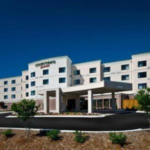North Carolina Transportation Museum Hotels - Courtyard by Marriott Salisbury