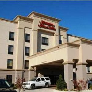 Southeast Expo Center Hotels - Hampton Inn And Suites Mcalester