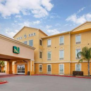 Hotels near Pasadena Municipal Fairgrounds - Quality Inn & Suites La Porte