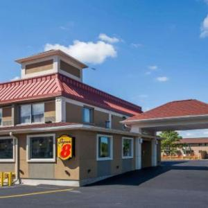 Erie County Fair Hotels - Super 8 By Wyndham Hamburg
