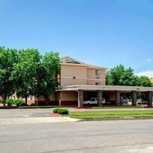 Super 8 by Wyndham Albuquerque West/Coors Blvd
