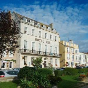 Weymouth Pavilion Hotels - Hotel Rex