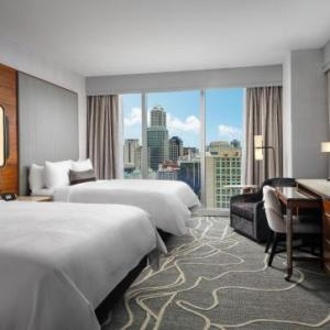 Lucas Oil Stadium Hotels Jw Marriott Indianapolis