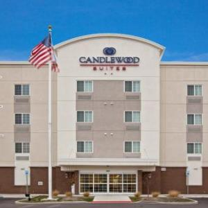 Warren Performing Arts Center Hotels - Candlewood Suites Indianapolis East