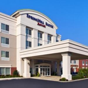 Shorefront Park Patchogue Hotels - Springhill Suites Long Island Brookhaven