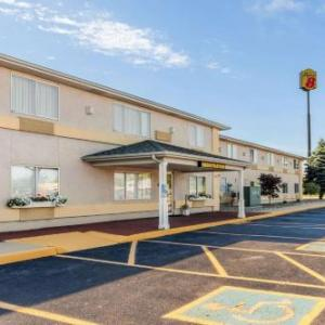 Ionia Fair Hotels - Super 8 Ionia Mi
