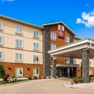 MTS Iceplex Hotels - Best Western Plus Winnipeg West