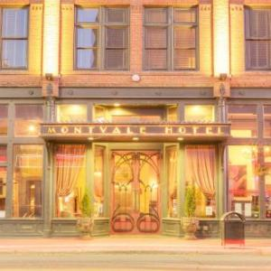 Hotels near Knitting Factory Spokane - Montvale Hotel