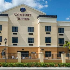 Holman Stadium at Dodgertown Hotels - Comfort Suites Vero Beach