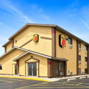 US Cellular Center Cedar Rapids Hotels - Super 8 Cedar Rapids East
