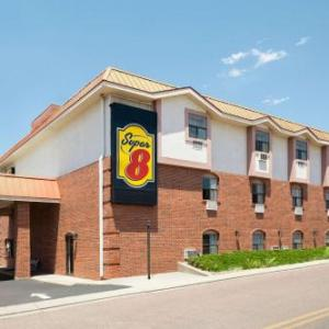 Super 8 Colorado Springs/Afa Area