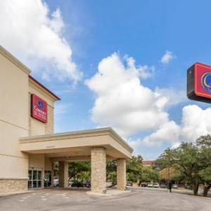 Hotels Near Utsa Convocation Center San Antonio Tx