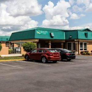 Calsonic Arena Hotels - Quality Inn Tullahoma