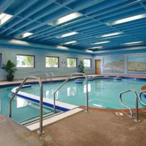 Thompson Rivers University Hotels - Best Western Plus Kamloops Hotel