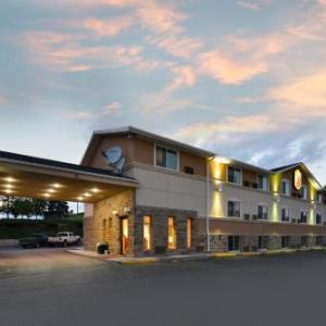 Super 8 By Wyndham Minot Airport
