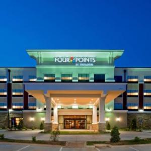 Hotels near Gaillardia Golf and Country Club - Four Points By Sheraton Oklahoma City Quail Springs