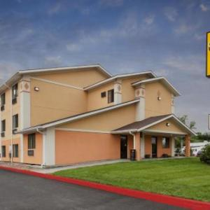 Mason Dixon Fairgrounds Hotels - Super 8 by Wyndham Havre De Grace Aberdeen Area