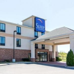 Virginia Motorsports Park Hotels - Sleep Inn & Suites At Fort Lee