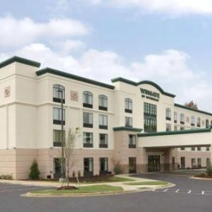 Jim Graham Building Hotels - Wingate By Wyndham State Arena Raleigh/Cary