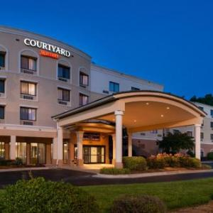 Hotels near Oak Hollow Festival Park - Courtyard By Marriott High Point