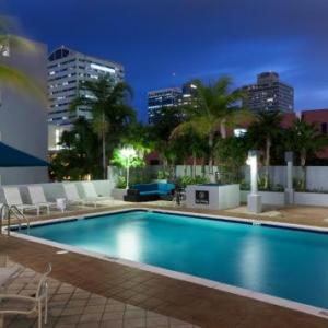 Broward Center Au-Rene Theater Hotels - Hampton Inn Fort Lauderdale/Downtown Las Olas Area