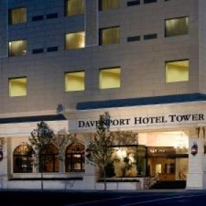 Hotels Near Spokane Arena The Davenport Tower Autograph Collection