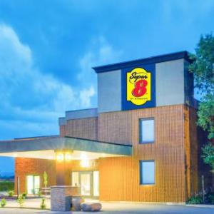 Hotels near Crete Civic Center - Super 8 Plattsburgh